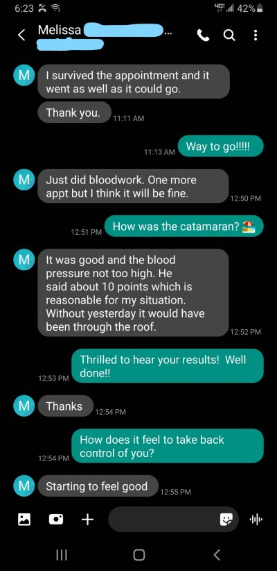 Client Review Fredericksburg Hypnosis Overcome Fear